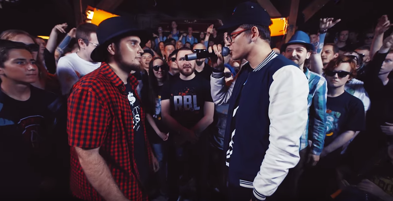RBL: DEEP-EX-SENSE VS WALKIE (DROP THE LIKE, RUSSIAN BATTLE LEAGUE)